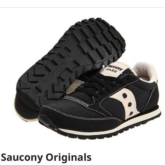 509101da0b9f Saucony Originals Jazz Low Pro Vegan Shoes. Size 8.  M 5b13018c34a4efd464d37532